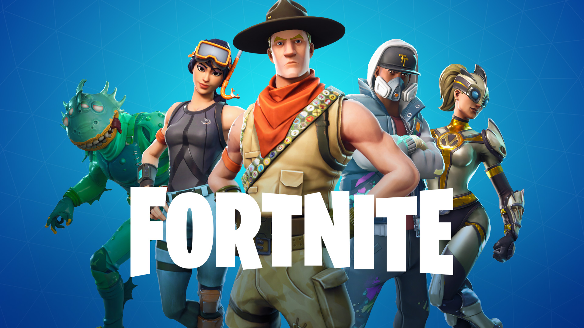fornite in education logo