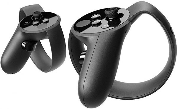 rift controllers